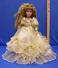 Cathay Collection Victorian Porcelain Doll 18