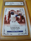 YASIEL PUIG 2013 LEAF NATIONAL CONVENTION VIP REDEMPTION ROOKIE RC YP4 GRADED 10