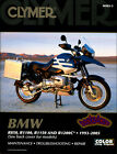 BMW SHOP MANUAL SERVICE REPAIR BOOK CLYMER R850 R1100 R1150 R1200C 1993-2005