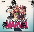The Women of Marvel Series 2 Trading Card Box MINT Rittenhouse Archives