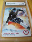 2014 Topps US Olympic and Paralympic Team and Hopefuls Trading Cards 17