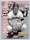 1997  JOHNNY BENCH - Starting Lineup Card -