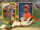 1990  VINCE COLEMAN - Starting Lineup -SLU - Loose With Cards - St. Louis Cards