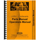 Parts Manual For Allis Chalmers B Tractor Sickle Bar Mower Attach.