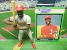 1989  OZZIE SMITH - Starting Lineup - SLU - Loose With Card - Saint Louis Cards