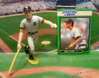 1989  WILL CLARK - Starting Lineup - SLU - Figure & Card - SAN FRANCISCO GIANTS