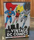 Vintage Art of DC Comics 100 Postcards Superman Batman Robin NIB Sealed