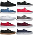 Vans Authentic Era Classic Real Sneakers Canvas Mens Women Off The Wall Laces