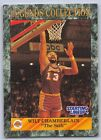 1989  WILT CHAMBERLAIN - Kenner Starting Lineup Card - L.A. Lakers - (Legends)