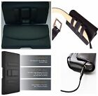 FOR APPLE  iPHONE 6 BELT CLIP HOLSTER BELT LOOP LEATHER POUCH CARRY CASE COVER