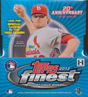 2013 Topps FINEST Baseball Cards Hobby Box BRAND NEW SEALED!!