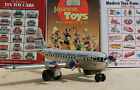 #Antique Tin Toy# GAMA Pan Am Clipper Airplane Germany Schuco ALps Yonezawa