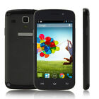 Hot 4 Touch Screen Android SC6820 Smartphone WIFI GSM Mobile Phone Black