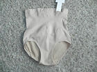 CONFIDENT & BEAUTIFUL SHAPER BRIEF NUDE MEDIUM FIRM CONTROL WAISTLINE FIX NWT