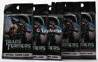 5 Sealed Pack Transformers Dark of The Moon Official Trading Cards Game Hasbro