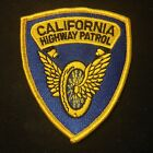 California Highway Patrol - Wheel & Wings - Police Patch