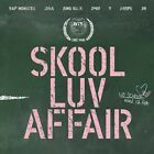 BTS 2nd Mini Album [SKOOL LUV AFFAIR] CD 115p Booklet+Photocard K-POP Sealed
