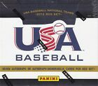 2012 Panini USA Baseball National Team Hobby Box Set