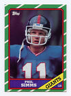 Phil Simms Cards, Rookie Card and Autographed Memorabilia Guide 7
