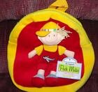KELLY TOY PACK MATES BACK PACK PLUSH TOY WITH BOY DOLL