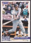 1997  BROOKS ROBINSON - Starting Lineup Card - Classic Doubles - BALTIMORE O'S