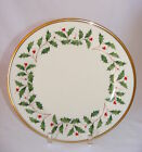 Lenox Holiday Dimension Collection China 10