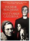 Ingmar Bergman NATTVARDSGSTERNA WINTER LIGHT 1962 Swedish one sheet poster