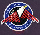 LMH STICKER Decal NASA STS 33 SPACE SHUTTLE Discovery 1989 Mission Crew Insignia