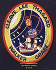 LMH PATCH Badge NASA STS 30 SPACE SHUTTLE Atlantis 1989 Mission Crew Insignia
