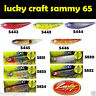 Lucky Craft  Sammy 65  Fresh Water Lure for bass, trout and cod