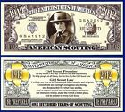 1 American Girl Scouts Dollar Bill Scouting W clear protector sleeve R2