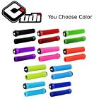 ODI Softies Flangeless Longneck Grips BMX MTB Hybrid Bike Scooter 143mm