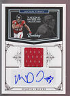 2010 National Treasures Game Jersey Autograph Auto Michael Turner 09 10 Falcons