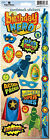 Paper House BIRTHDAY HERO Cardstock Stickers scrapbooking ACTION PACKED