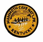 Mammoth Cave National Park Travel Souvenir Badge Applique Patch