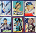 Topps Finest Baseball Design History and Visual Timeline 46