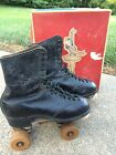 Vintage Betty Lytle Hyde Roller Skates Skating Shoe. Chicago Pat. Pend.