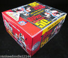 2005 TOPPS Football SEALED Retail Box, 24 12ct, Look for Aaron Rodgers RC Rookie