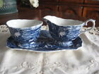 #12 JAMES KENT OLD FOLEY SUGAR CREAMER TRAY 3 PIECES SET