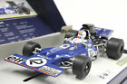 SCALEXTRIC C3482A TYRRELL 002 CEVERT 2ND PLACE PAUL RICARD 1/32 SLOT CAR SET