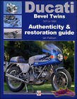 DUCATI RESTORATION GUIDE MANUAL BOOK FALLOON HOW TO RESTORE BEVEL TWINS