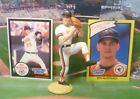 1990  BEN McDONALD - Starting Lineup -SLU - Figure & TWO Cards - BALTIMORE O's