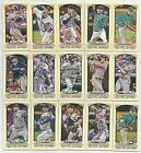 2014 Topps Gypsy Queen Mini Variations Guide 117