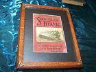 Custom Display Case for Titanic books or Other Similar Sized Collector Books