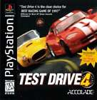 Test Drive 4  (PlayStation, 1997)