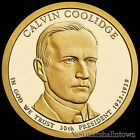 2014 S Calvin Coolidge Presidential Proof Dollar ~ Coin from US Mint Proof Set