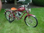 Other Makes : Pacemaker 1951 Whizzer Pacemaker Super Nice Burgandy Color