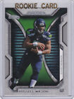 RUSSELL WILSON Seattle Seahawks 2012 NFL RC Topps Strata ROOKIE CARD
