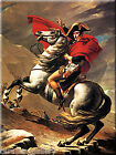 8x6 Jacques Louis David Classic Art Painting_NEPOLEON-1_Decor Craft Ceramic Tile