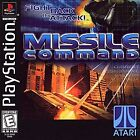 Missile Command  (PlayStation, 1999)